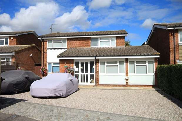 5 Bedrooms House for rent in Greatfield Close, Harpenden