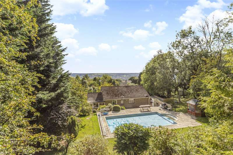 4 Bedrooms Detached House for sale in Church Road, Randwick, Stroud, Gloucestershire, GL6