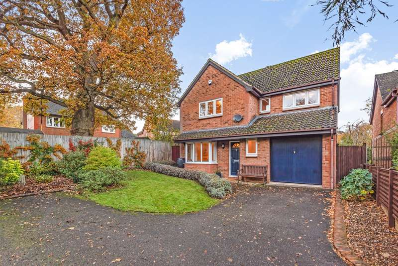 4 Bedrooms Detached House for sale in Tall Trees, St Ippolyts, Hitchin, SG4