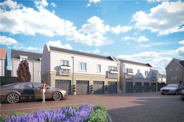 2 Bedrooms Detached House for sale in Green Park Village, Reading, Berkshire