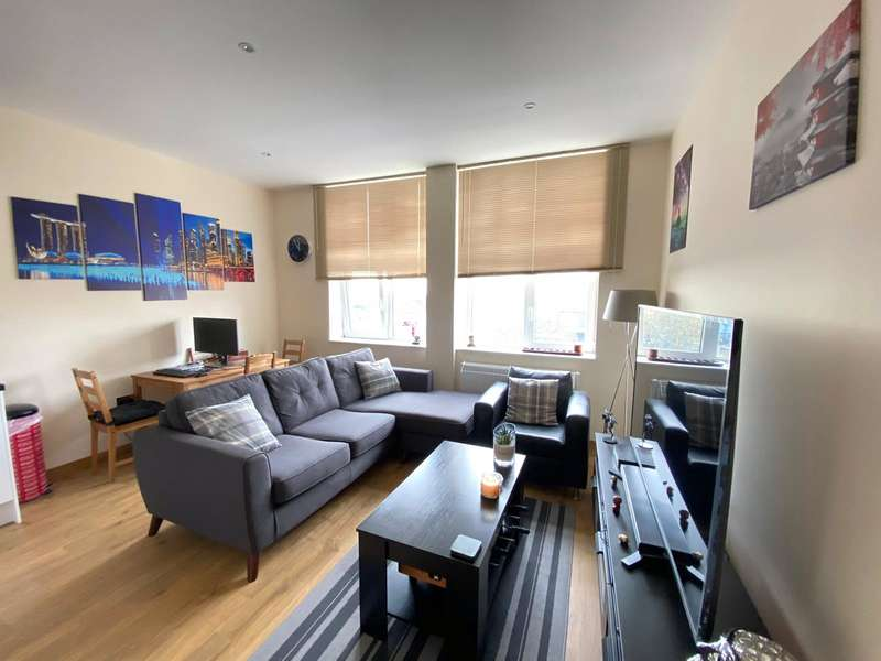 1 Bedroom Apartment Flat for rent in New Enterprise House, 149-151 High Road, Chadwell Heath, Romford, RM6