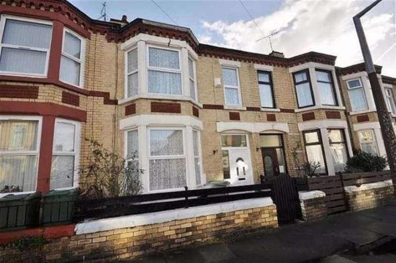 3 Bedrooms Semi Detached House for rent in York Road, Wallasey, Merseyside