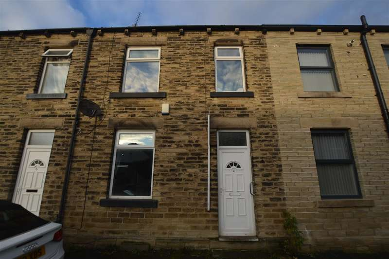 2 Bedrooms Terraced House for sale in Carr Street, Liversedge