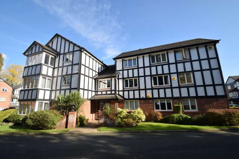 2 Bedrooms Flat for rent in Schools Hill, Cheadle