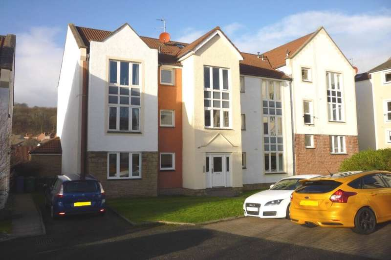 2 Bedrooms Flat for rent in Harbour Place, Dalgety Bay, Dunfermline, KY11