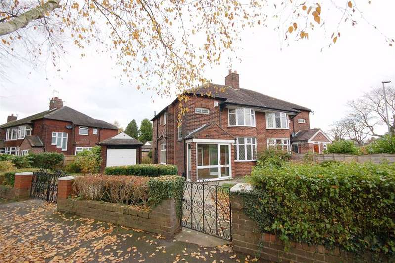 3 Bedrooms Semi Detached House for rent in Homewood Road, Manchester, M22