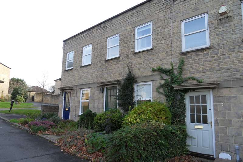 2 Bedrooms Terraced House for rent in Ackerman Road, Chipping Norton, OX7 5UJ