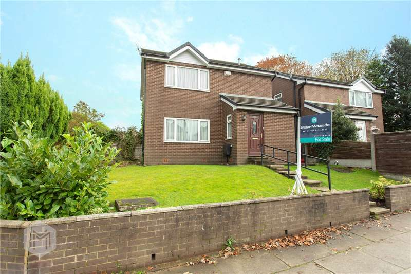 3 Bedrooms Detached House for sale in Walmersley Road, Bury, BL9