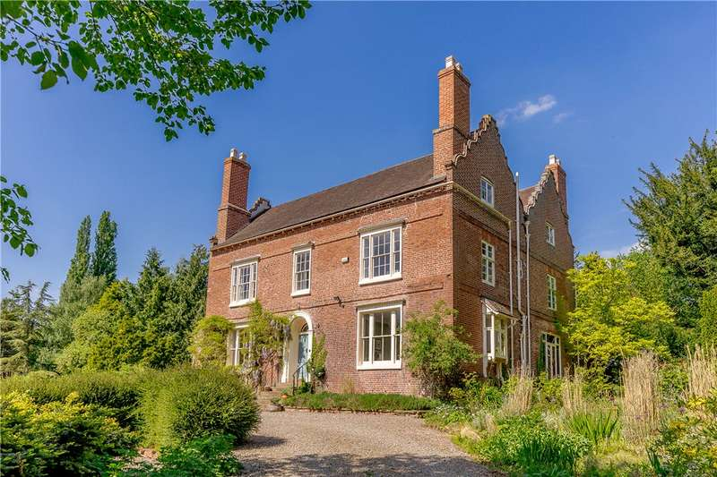 9 Bedrooms Detached House for sale in Stockton, Abberley, Worcestershire, WR6