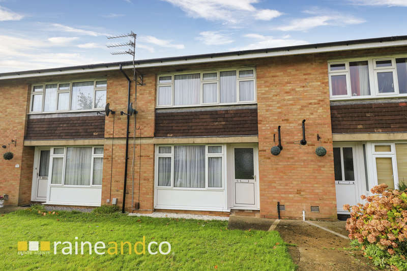 3 Bedrooms Terraced House for sale in Wood Common, Hatfield, AL10