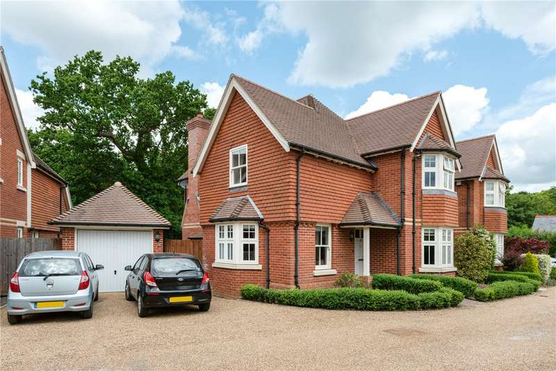 4 Bedrooms Detached House for sale in The Mount, Stodmarsh Road, Canterbury, CT3