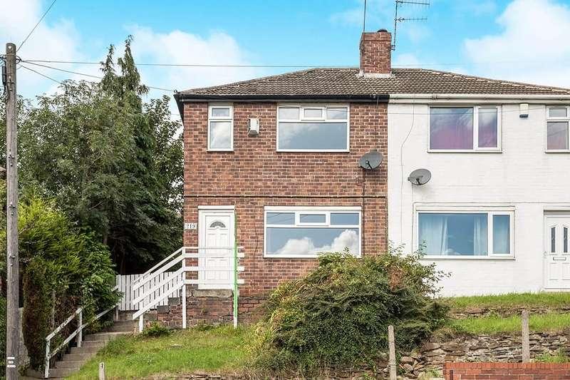 2 Bedrooms Semi Detached House for rent in Jenkin Road, Sheffield, S9