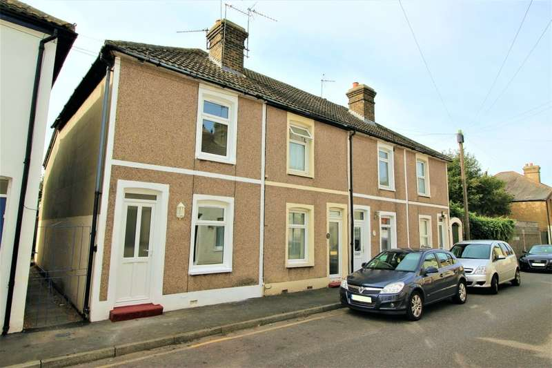 3 Bedrooms Semi Detached House for rent in Station Road, Meopham, Gravesend, DA13