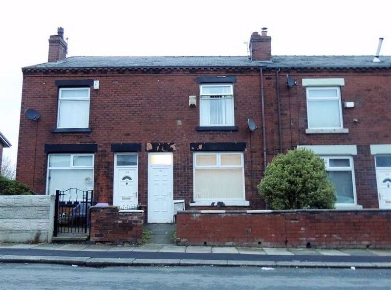 2 Bedrooms Terraced House for sale in St. James Street, Farnworth, Bolton