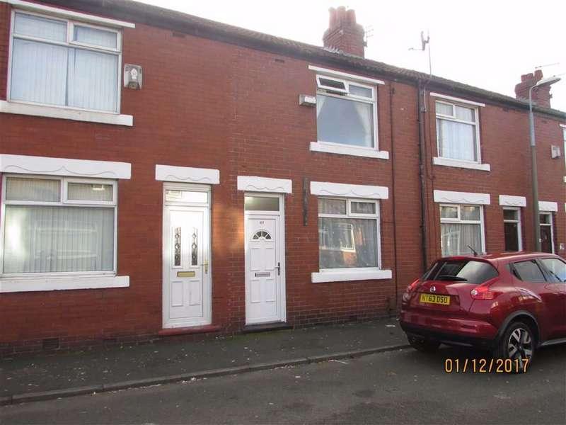2 Bedrooms Terraced House for rent in Grosvenor Street, Denton, Manchester