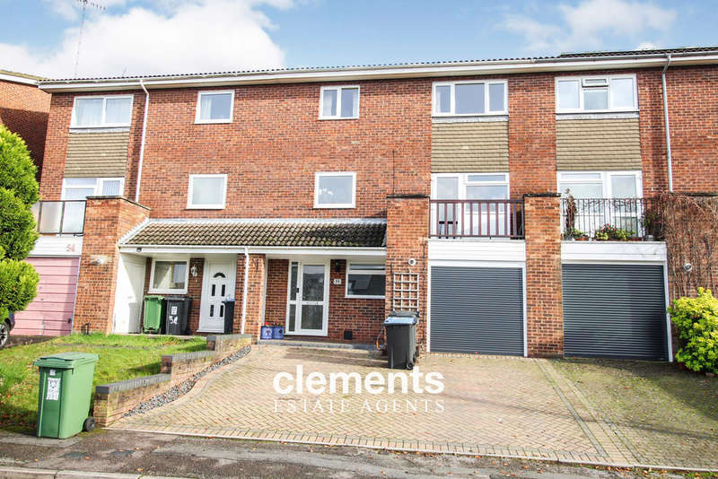 4 Bedrooms Terraced House for sale in Walnut Grove, Hemel Hempstead