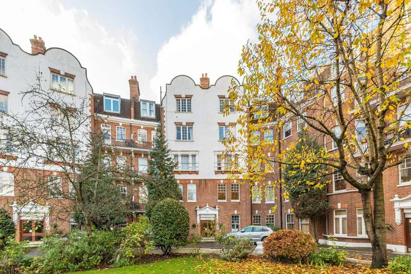 3 Bedrooms Flat for sale in Kings Gardens, West Hampstead, NW6