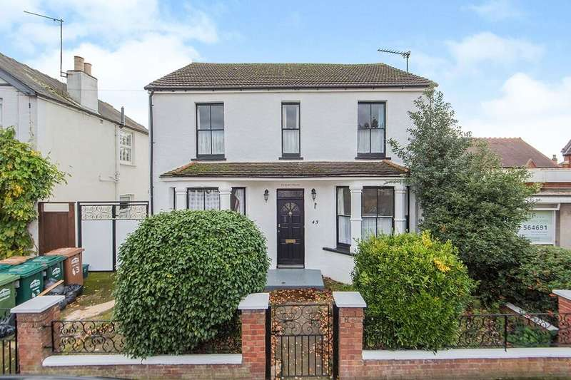 4 Bedrooms Detached House for rent in Clarendon Road, Ashford, TW15