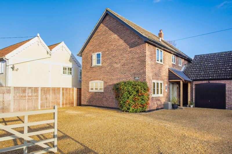 4 Bedrooms Detached House for sale in Cockfield, Bury St Edmunds, Suffolk