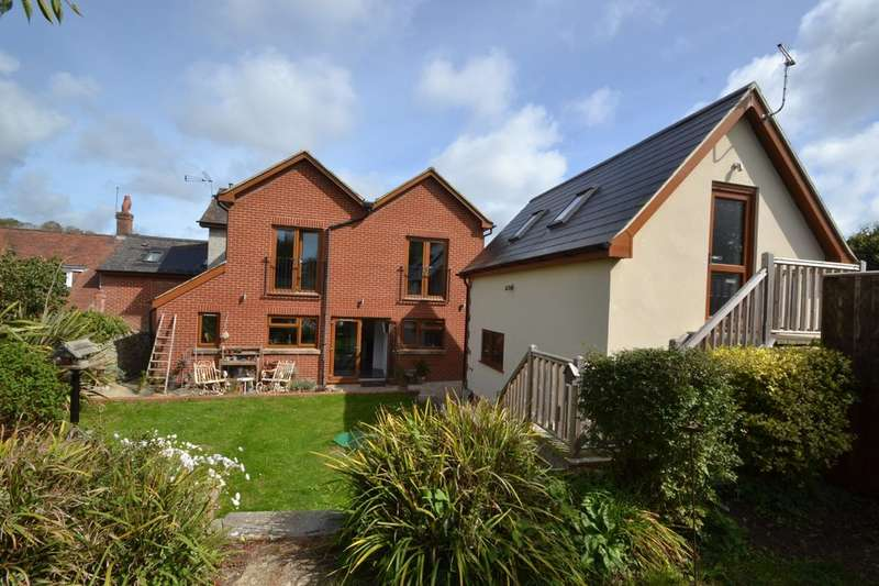 4 Bedrooms Semi Detached House for sale in High Street, Whitwell