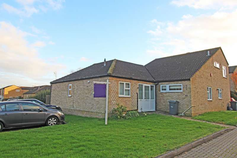 3 Bedrooms Bungalow for sale in Brighton Way, Stevenage, SG1 2JQ
