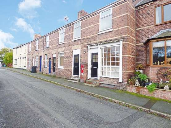5 Bedrooms Terraced House for sale in Oakfield Terrace, Newtown, Powys, SY16 1HJ