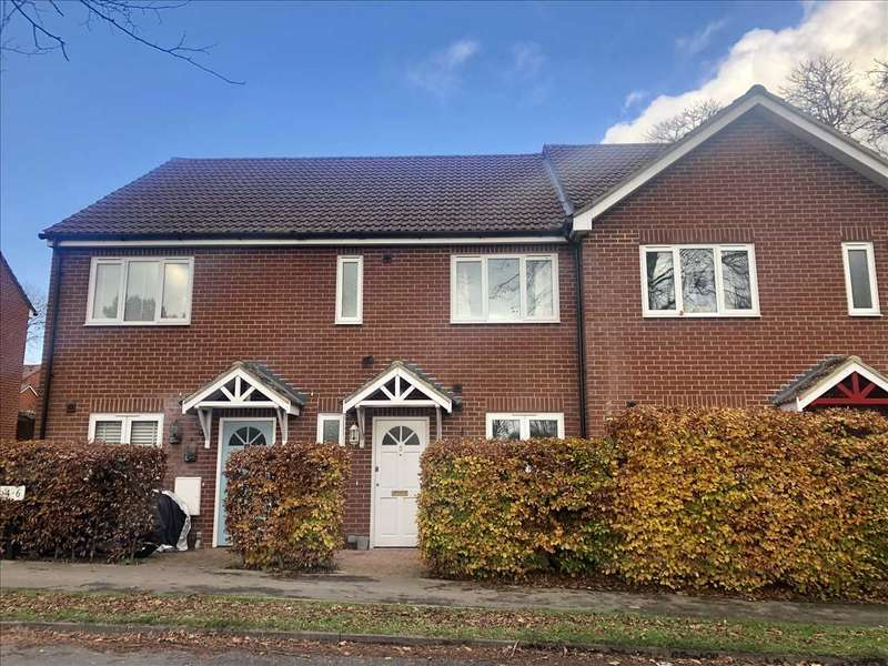 3 Bedrooms Terraced House for rent in Chandlers Court, Tidworth
