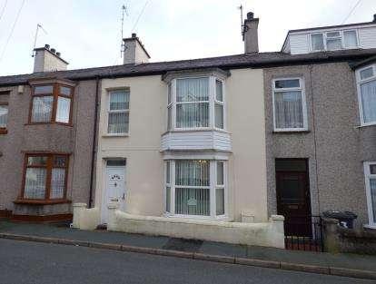 2 Bedrooms Terraced House for sale in Maeshyfryd Road, Holyhead, Sir Ynys Mon, LL65