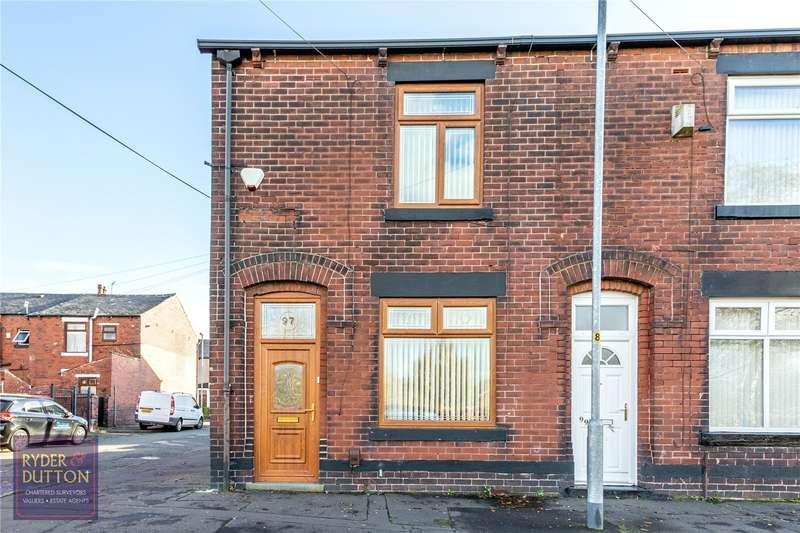 2 Bedrooms Terraced House for sale in Osborne Street, Deeplish, Rochdale, Greater Manchester, OL11