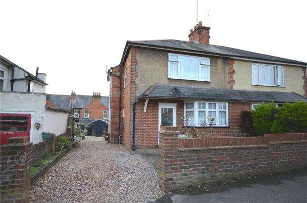 3 Bedrooms Semi Detached House for sale in Sandford Road, Aldershot, Hampshire