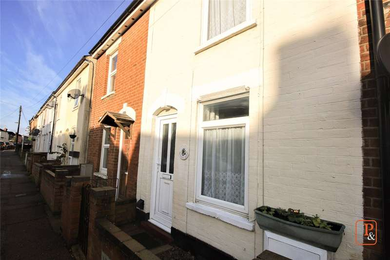 3 Bedrooms Terraced House for rent in Kendall Road, Colchester, Essex, CO1