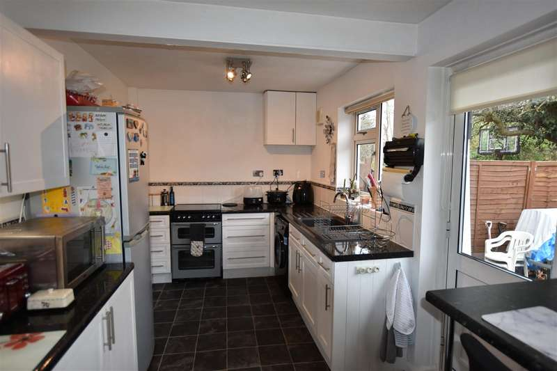 2 Bedrooms Terraced House for sale in Bullfields, Sawbridgeworth