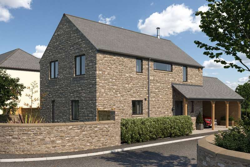 4 Bedrooms Detached House for sale in Kings Way, Sourton