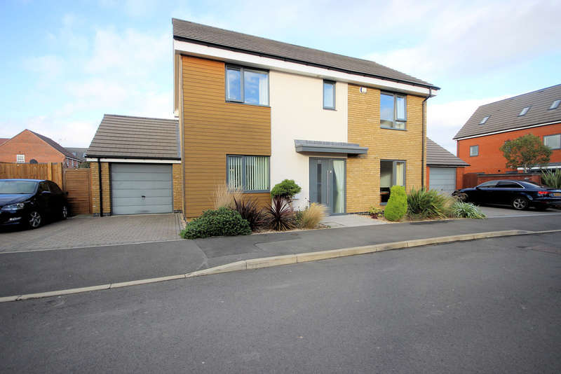 4 Bedrooms Detached House for sale in Redgate Place, East Leake