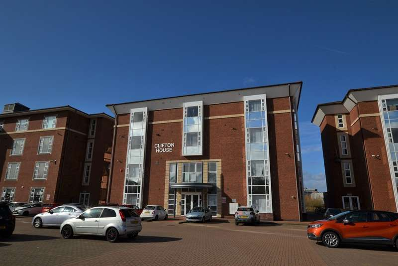 1 Bedroom Flat for rent in Clifton House, Thornaby, Stockton-on-Tees