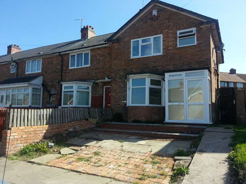 3 Bedrooms Semi Detached House for rent in Fieldhouse Road, Yardley