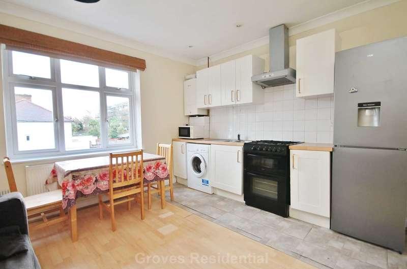 2 Bedrooms Flat for rent in Burlington Road, New Malden