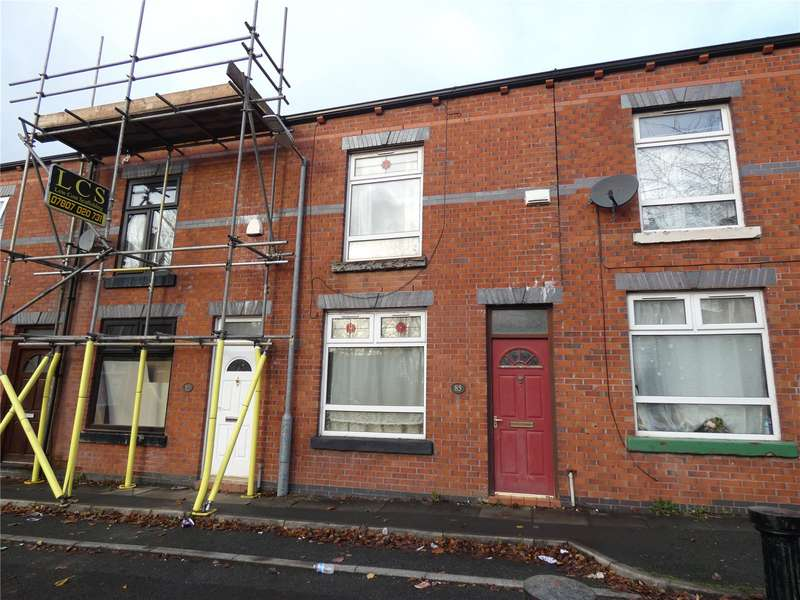 2 Bedrooms Terraced House for sale in Rawsthorne Street, Bolton, BL1