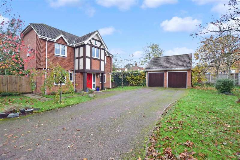5 Bedrooms Detached House for sale in Sturry Hill, , Sturry, Canterbury, Kent