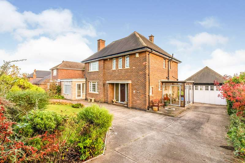 4 Bedrooms Detached House for sale in Crakehall Road, Ecclesfield, S35