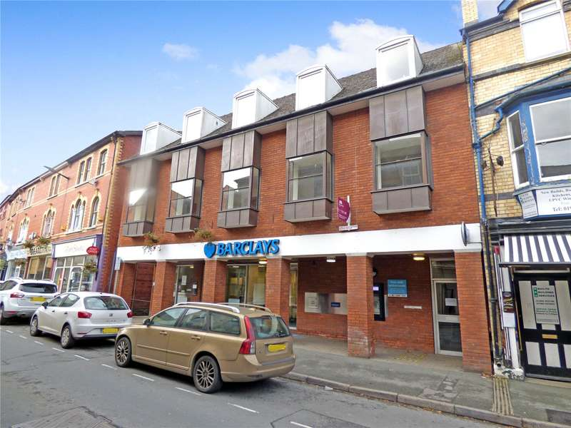 Office Commercial for rent in 11A Broad Street, Builth Wells, Powys, LD2 3DT