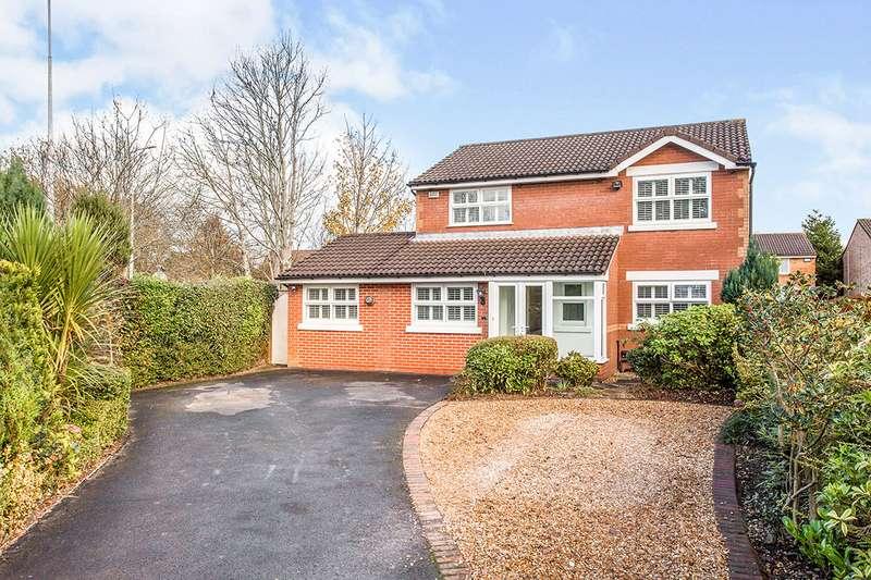 4 Bedrooms Detached House for sale in Roseberry Avenue, Cottam, Preston, Lancashire, PR4