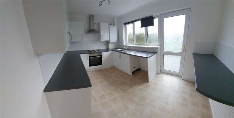 2 Bedrooms Semi Detached House for rent in Huntingdon Way, Sketty, SWANSEA