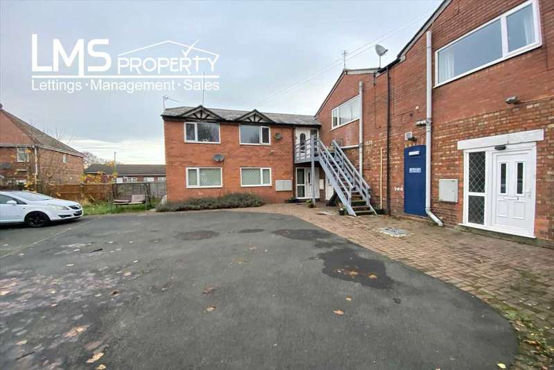 1 Bedroom Flat for rent in Four Lanes Court, Over Square, Winsford