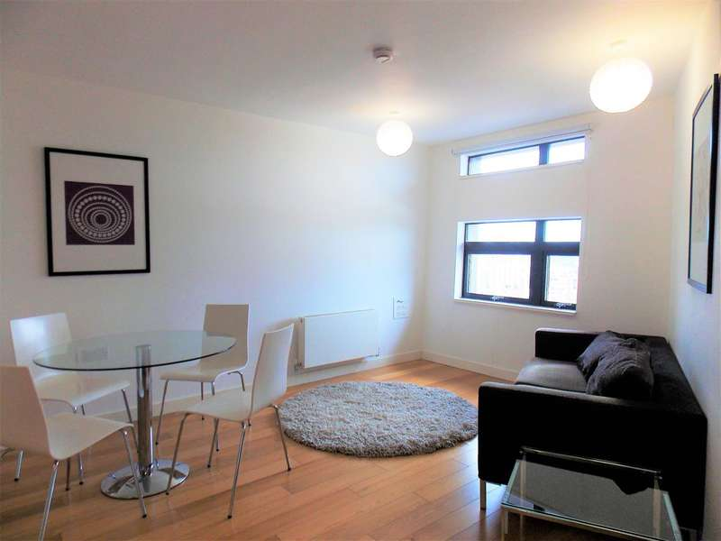 1 Bedroom Apartment Flat for sale in Islington Wharf, 153 Great Ancoats Street, Manchester