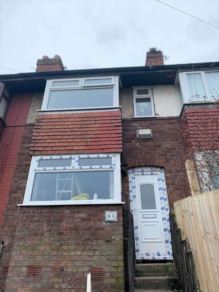 2 Bedrooms Terraced House for rent in Holt Hill, Birkenhead