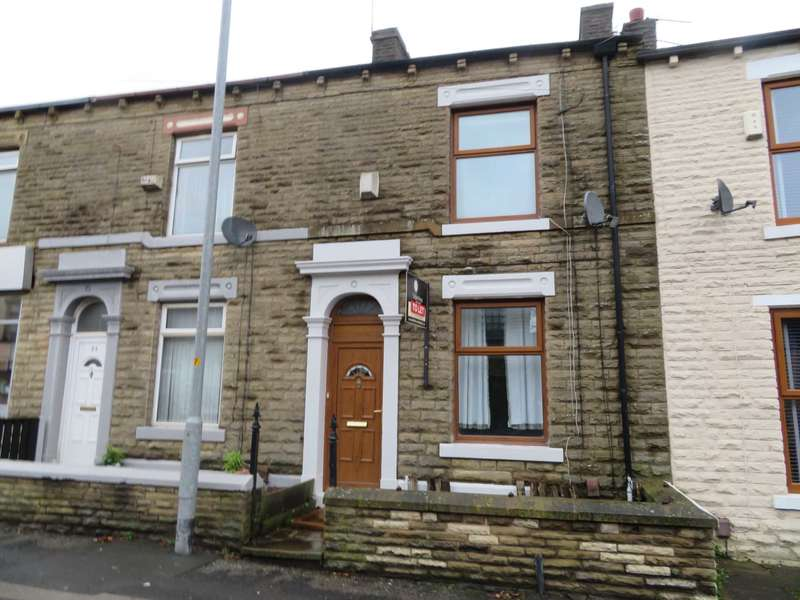 2 Bedrooms Terraced House for rent in Rochdale Road, Shaw