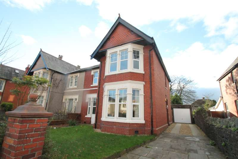 4 Bedrooms Semi Detached House for rent in Heol Don, , Cardiff, CF14 2AS