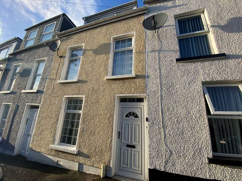 4 Bedrooms Town House for sale in Mountjoy Street, Cityside, BT48