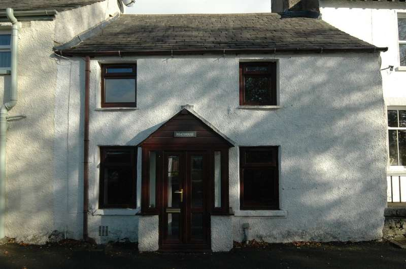2 Bedrooms Terraced House for rent in Porch Cottage, The Boat House, Ulverston LA12 0ST